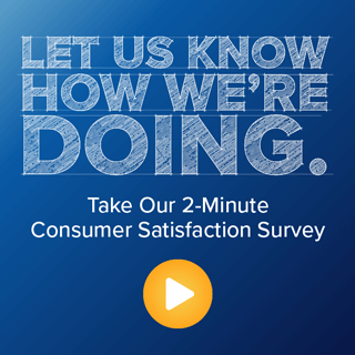 Take our 2 Minute Survey